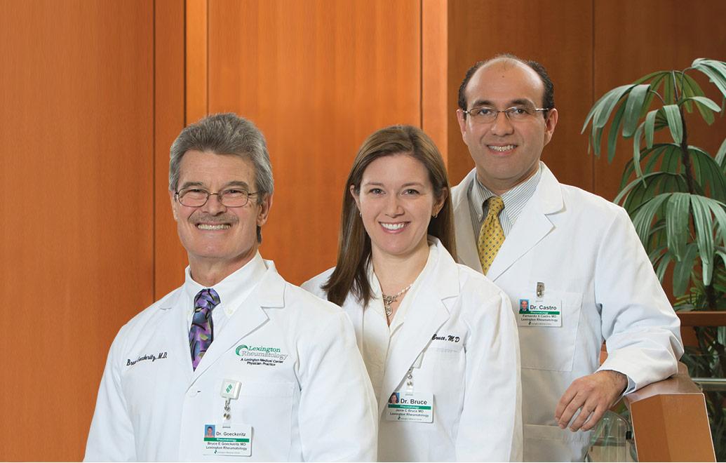 Lexington Rheumatology Team